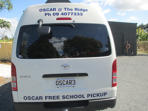 Oscar at the Ridge Childcare Kerikeri